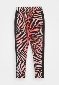 Puma - CLASSICS SAFARI LEGGINGS - Collants - apricot blush - 1