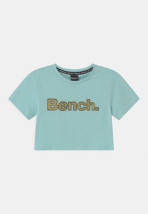 KAY - T-shirt imprimé - mint