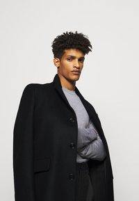 Filippa K - RHINE COAT - Classic coat - black - 3