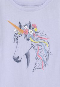 GAP - Print T-shirt - sunrise blue - 2