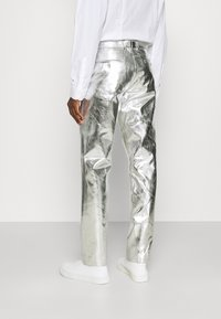 OppoSuits - SHINY SET - Suit - silver - 4