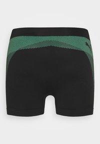 Puma - MEN SEAMLESS 2 PACK - Pants - green combo - 1