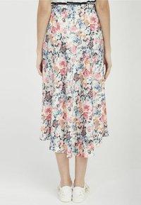 NAF NAF - A-line skirt - white - 2