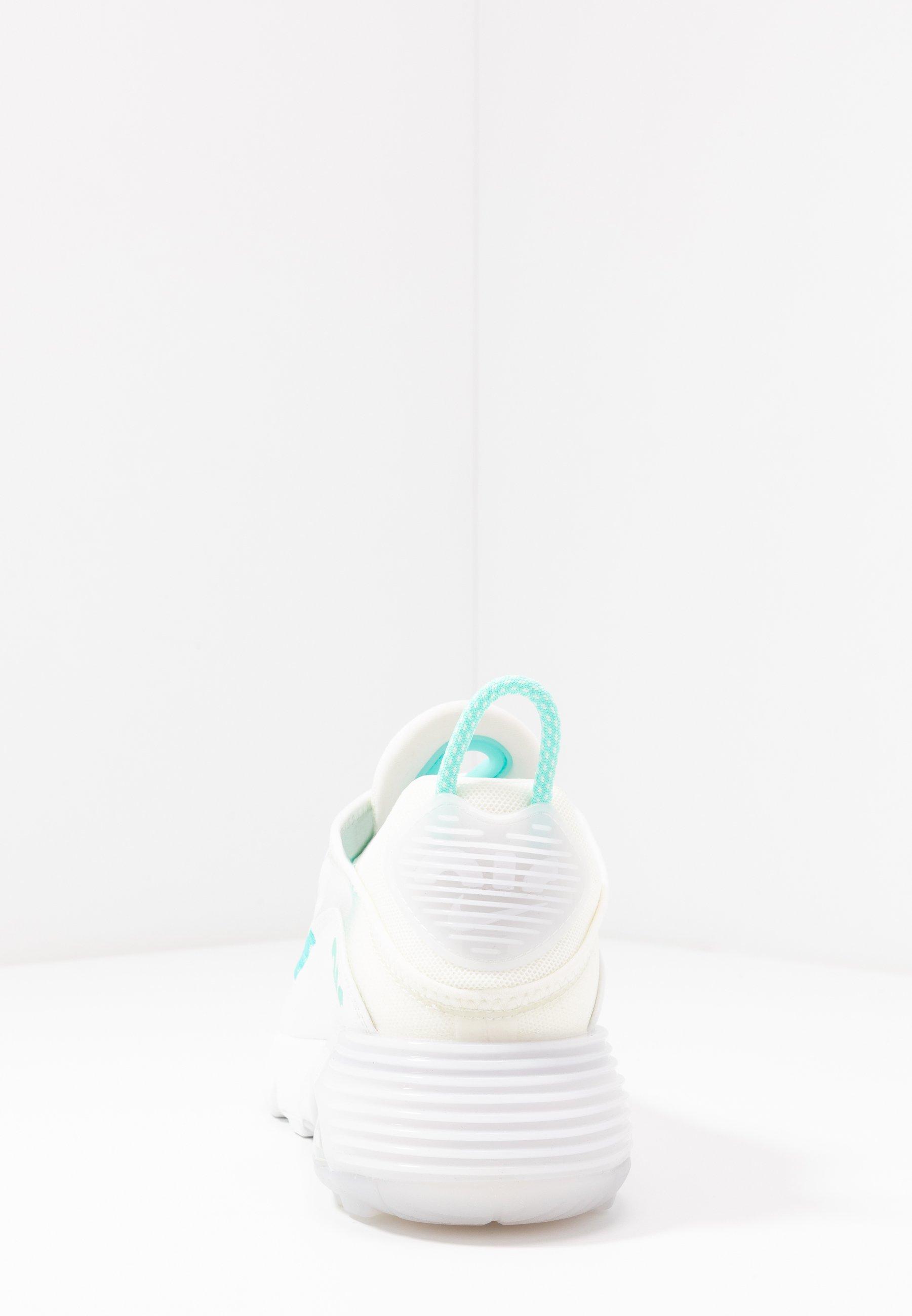 Nike Sportswear Air Max 2090 - Sneakers Laag Sail/black/green/summit White