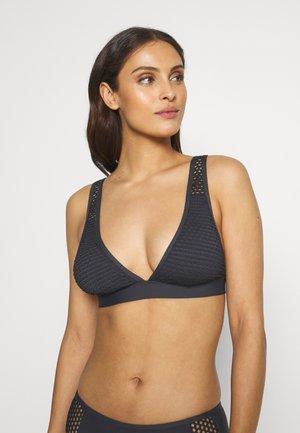 CERRO BEACH - Bikini top - anthracite