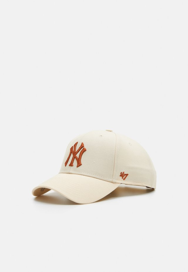 MLB NEW YORK YANKEES SNAPBACK UNISEX - Cap - natural