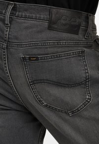 Lee - RIDER - Slim fit jeans - moto worn in - 4