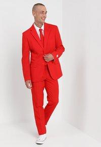 OppoSuits - RED DEVIL - Suit - red devil - 1