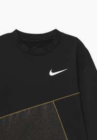 Nike Performance - Funkční triko - black/gold - 3