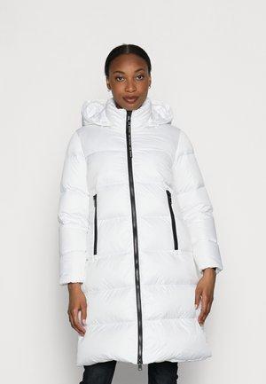 GIACCA PIUMINO LIGHT WEIGHT - Down coat - white