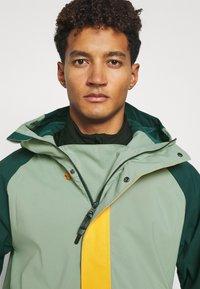 O'Neill - ORIGINAL ANORAK - Hardshell jacket - light green - 4