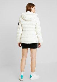 Calvin Klein - ESSENTIAL JACKET - Dunjakke - white - 3