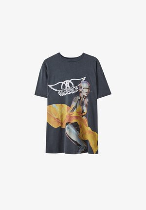 AEROSMITH, JUST PUSH PLAY - T-shirt con stampa - black