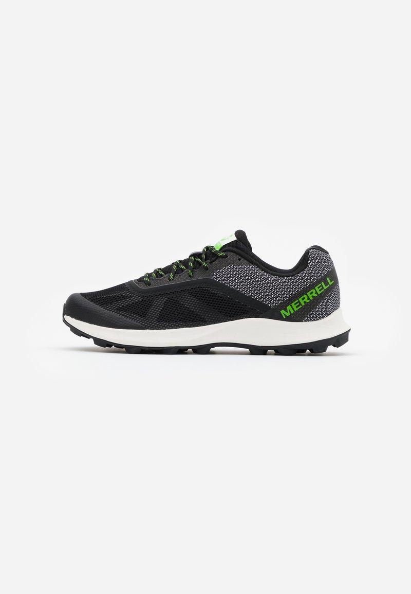 Merrell - MTL SKYFIRE - Trail running shoes - black