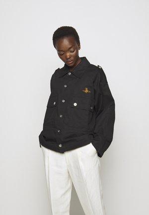 BEN - Summer jacket - black