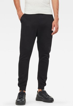 PREMIUM CORE TYPE C - Tracksuit bottoms - black