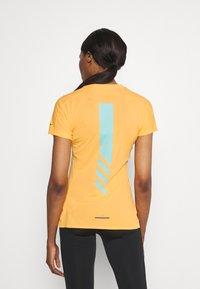 adidas Performance - TERREX PARLEY AGRAVIC ALLAROUND - Print T-shirt - orange - 2