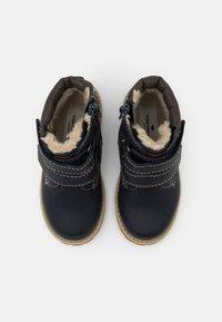 TOM TAILOR - UNISEX - Zimní obuv - navy - 3