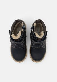 TOM TAILOR - UNISEX - Winter boots - navy - 3