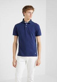 Hackett London - RIVIERA - Polo shirt - navy/blue - 0