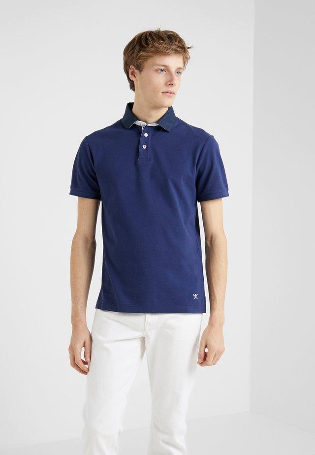 RIVIERA - Polo - navy/blue