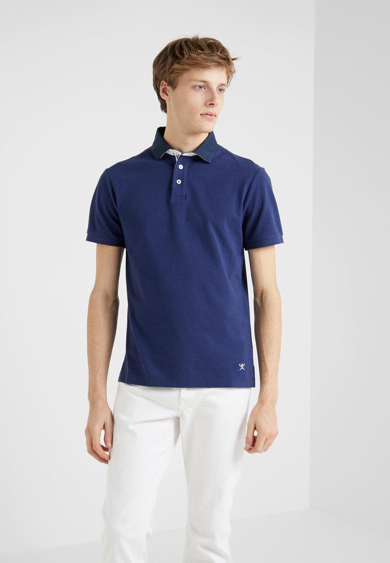 Hackett London - RIVIERA - Polo shirt - navy/blue
