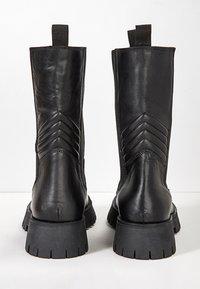 Inuovo - Boots - blackblk - 4