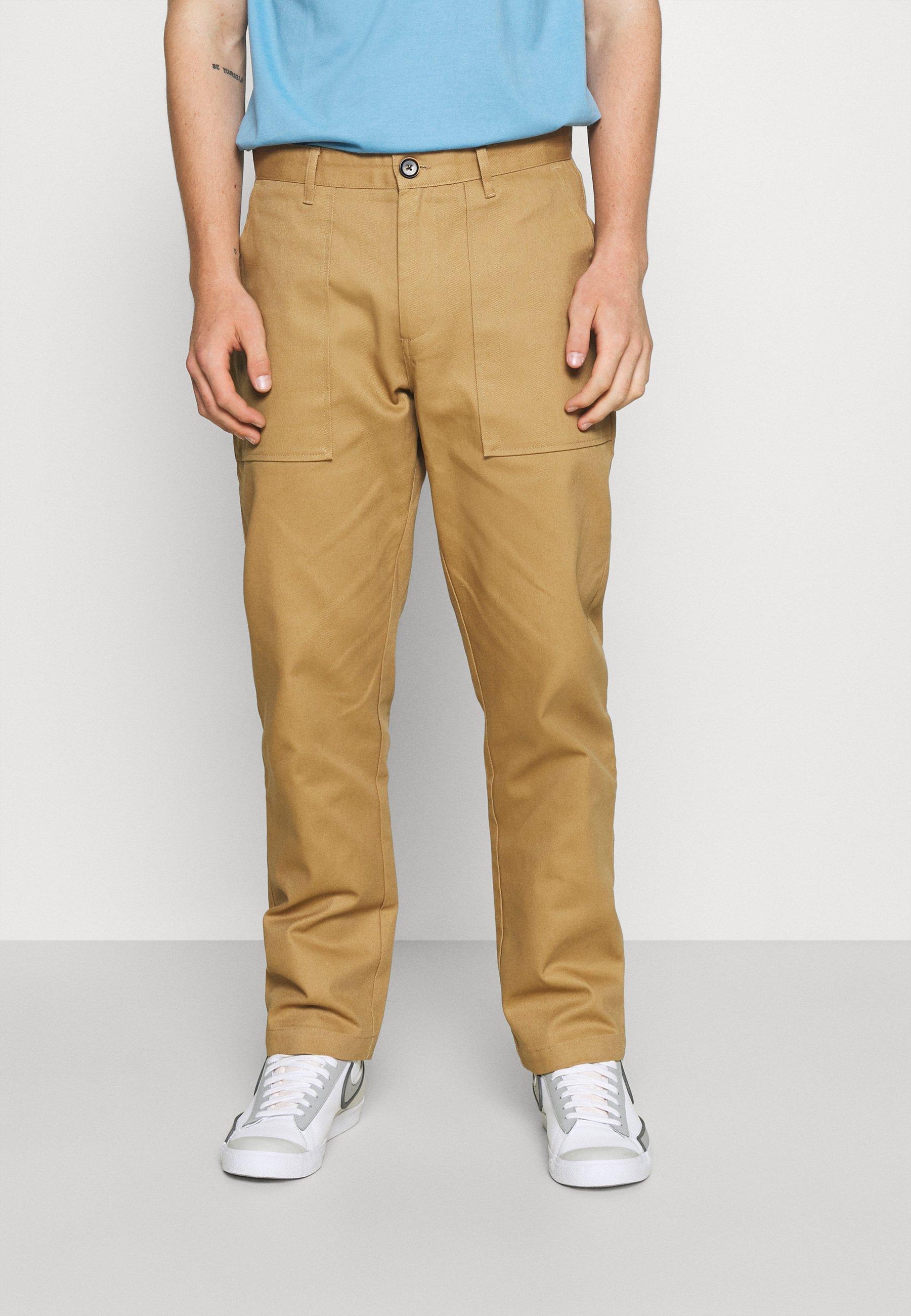 Homme JAN HEAVY PANT - Pantalon classique
