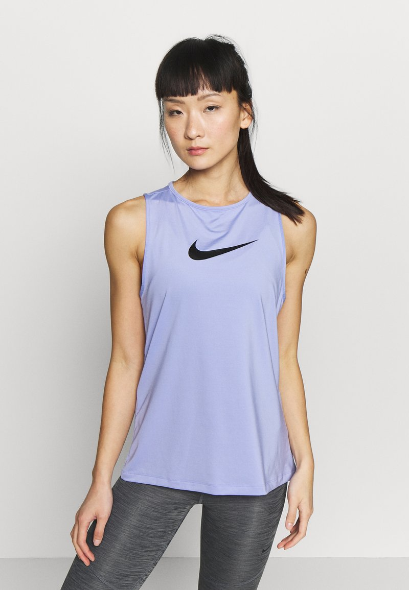 Nike Performance - Top - light thistle