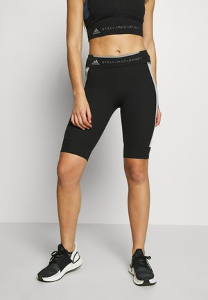 RUN  - Leggings - black/grey/white