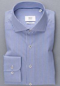 Eterna - SLIM FIT - Formal shirt - blau/weiß - 4