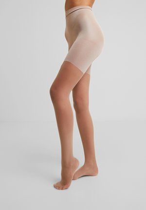 SHAPING SHEERS - Tights - beige