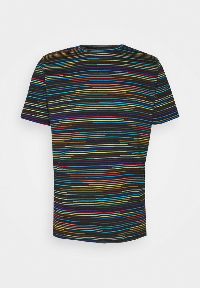 MENS CHAMP STRIPE - T-shirt print - multi