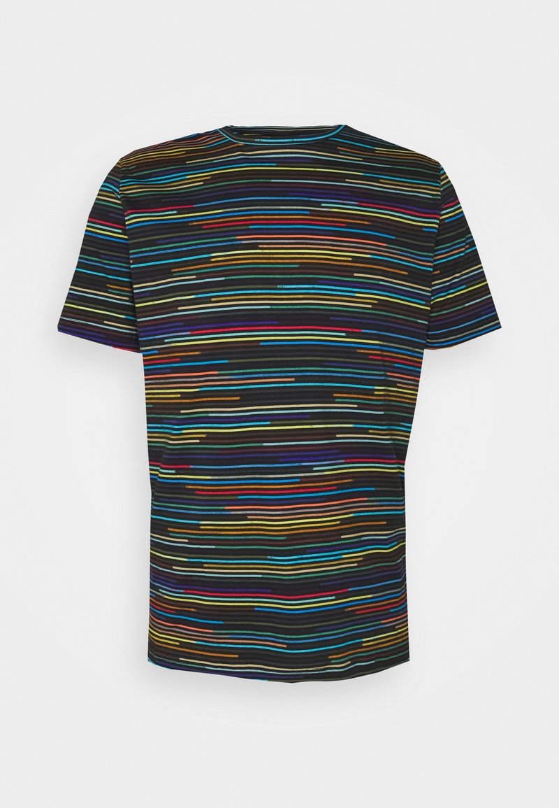 PS Paul Smith - MENS CHAMP STRIPE - Triko s potiskem - multi