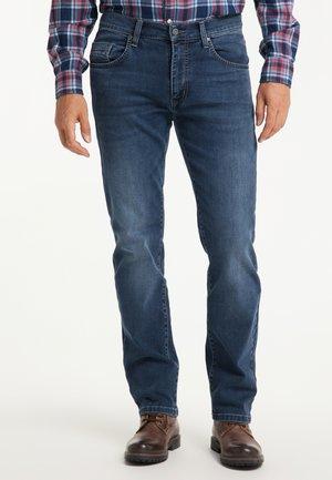 RANDO - Straight leg jeans - used blue