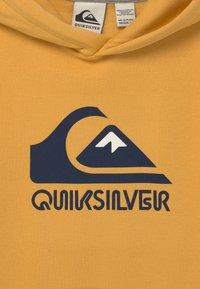 Quiksilver - BIG LOGO YOUTH - Felpa con cappuccio - rattan - 2