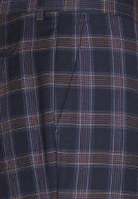 Paul Smith - TAILORED FIT BUTTON SUIT - Costume - dark blue - 5