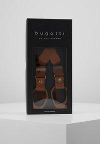 Bugatti - BRACES HOSENTRÄGER - Riem - cognac - 3