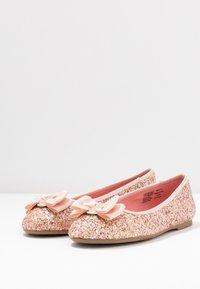 ALDO - STRADINA - Ballerina's - pink - 3