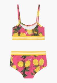 Claesen's - GIRLS SET - Bikini - pink/yellow - 1
