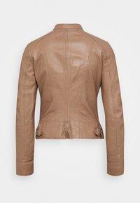 Oakwood - EACH - Leather jacket - nuts - 1