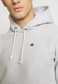Champion Reverse Weave - HOODED  - Hoodie - light grey - 3