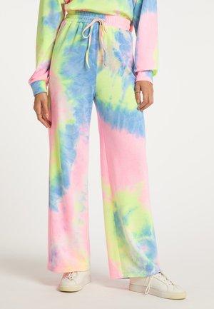 Pantalon de survêtement - rosa blau
