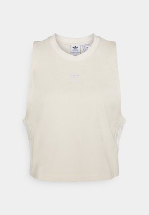 CROPPED TANK - Topper - off-white