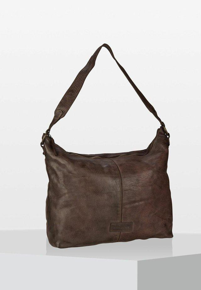 SUBMARINE  - Tote bag - brown