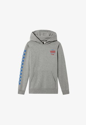BY SKATE DISJUNCTION PO  - Hoodie - cement heather