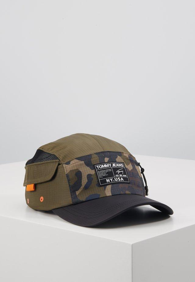 URBAN TECH 5 PANEL - Cap - multi-coloured