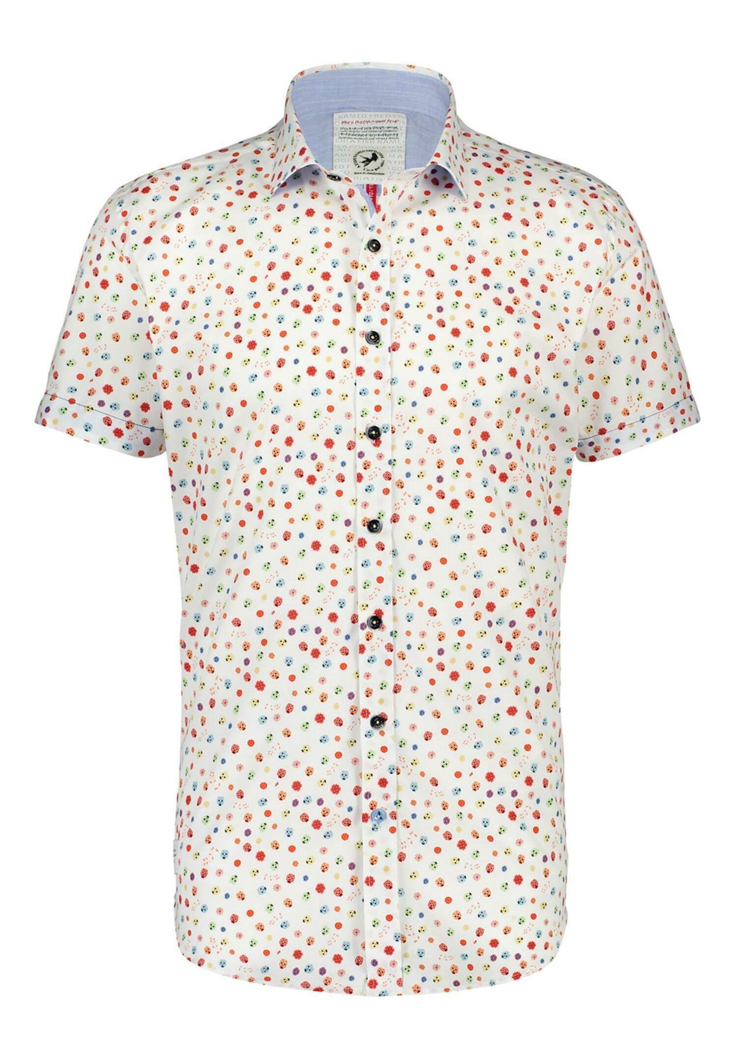 Herren Hemd - white