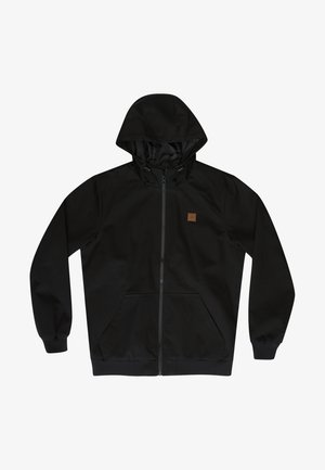 EARL LIGHT - Light jacket - black