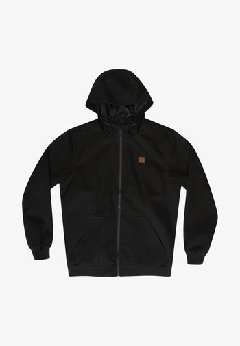 EARL LIGHT - Light jacket - black